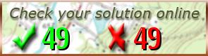 Verifique sua solução